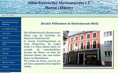 Marinemuseum Waren/Müritz